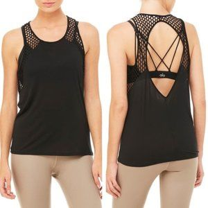 ALO Yoga Cage Tank Workout Top